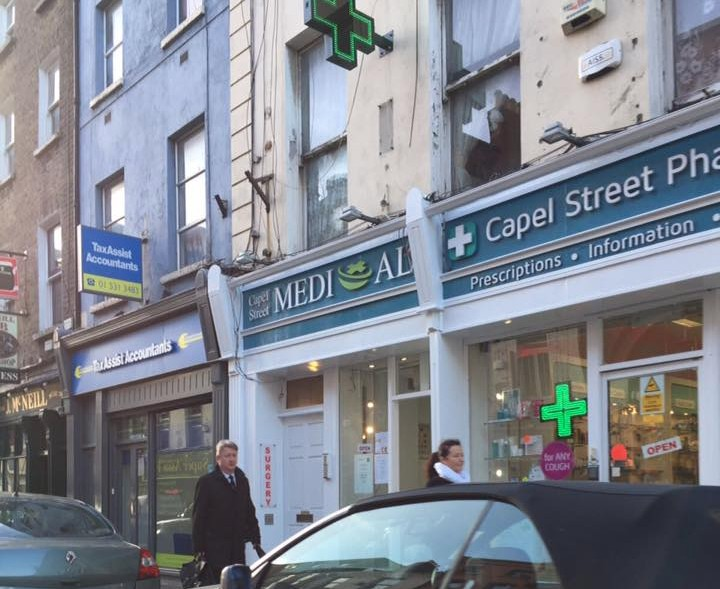 Dr Chii Chii Lee Surgery at Capel Street