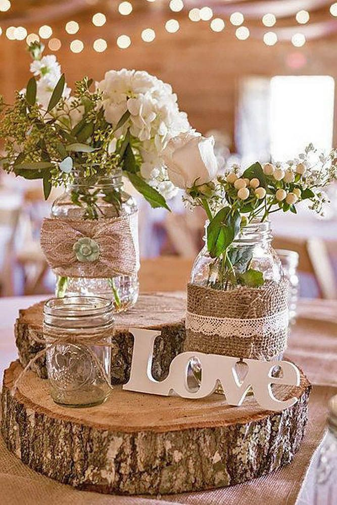 Rustic Chic Wedding Theme Inspiration