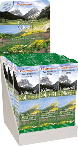 Expo krauterol spray ambiente 31 erbe