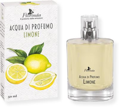 Acqua di profumo limone