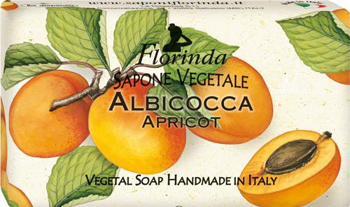 Sapone Florinda albicocca