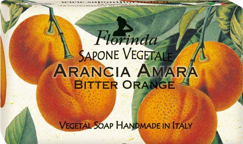 Sapone  Florinda arancia amara