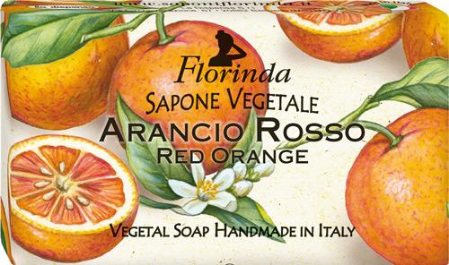 Sapone Florinda arancio rosso