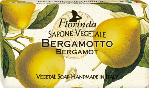 Sapone  Florinda bergamotto
