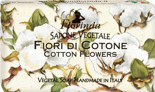 Sapone  Florinda fior di cotone
