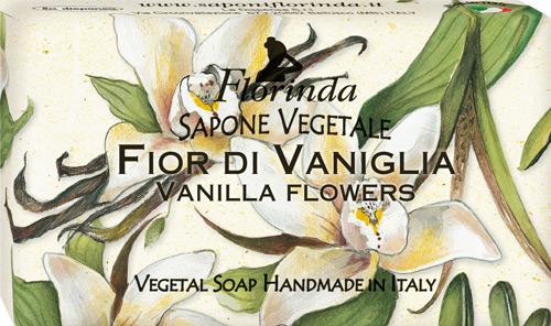 Sapone  Florinda fior di vaniglia
