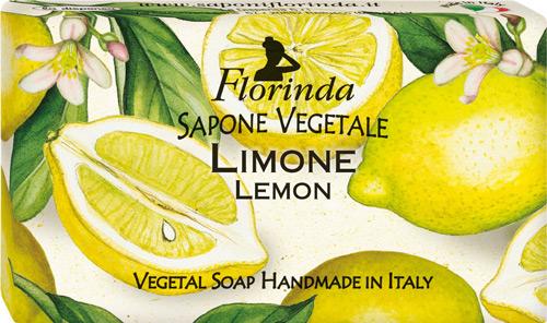 Sapone Florinda limone