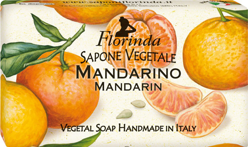 Sapone Florinda mandarino