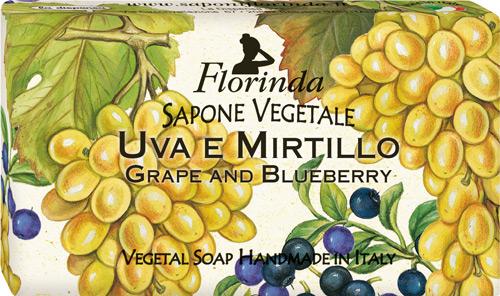Sapone Florinda uva e mirtillo