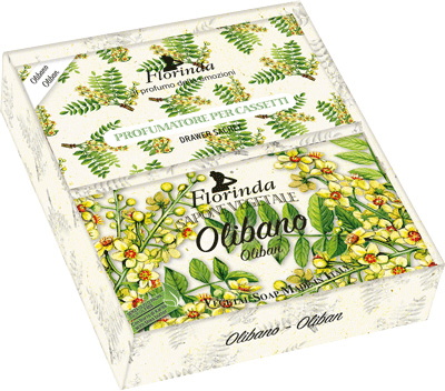 Sapone vegetale olibano