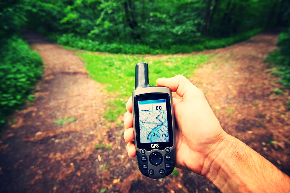 GPS Hiking