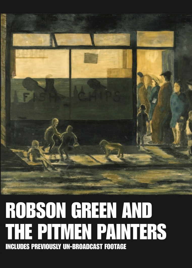 Robson Green and the Pitmen Painters