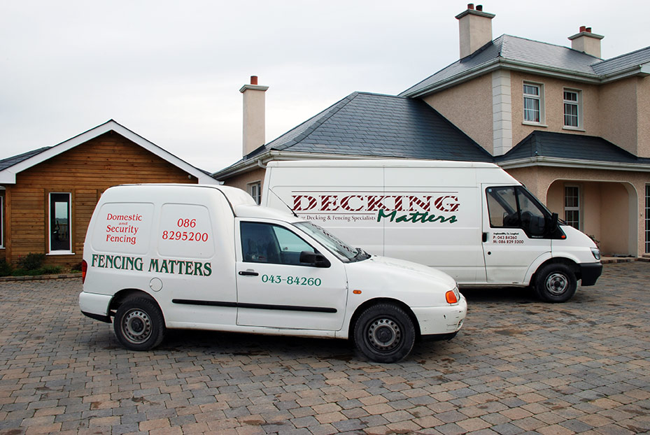 Fencing Matters Vehicles