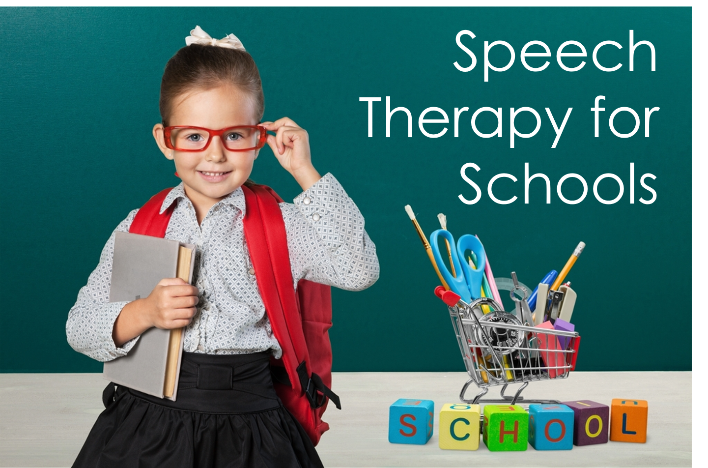 Speech Therapy for Schools