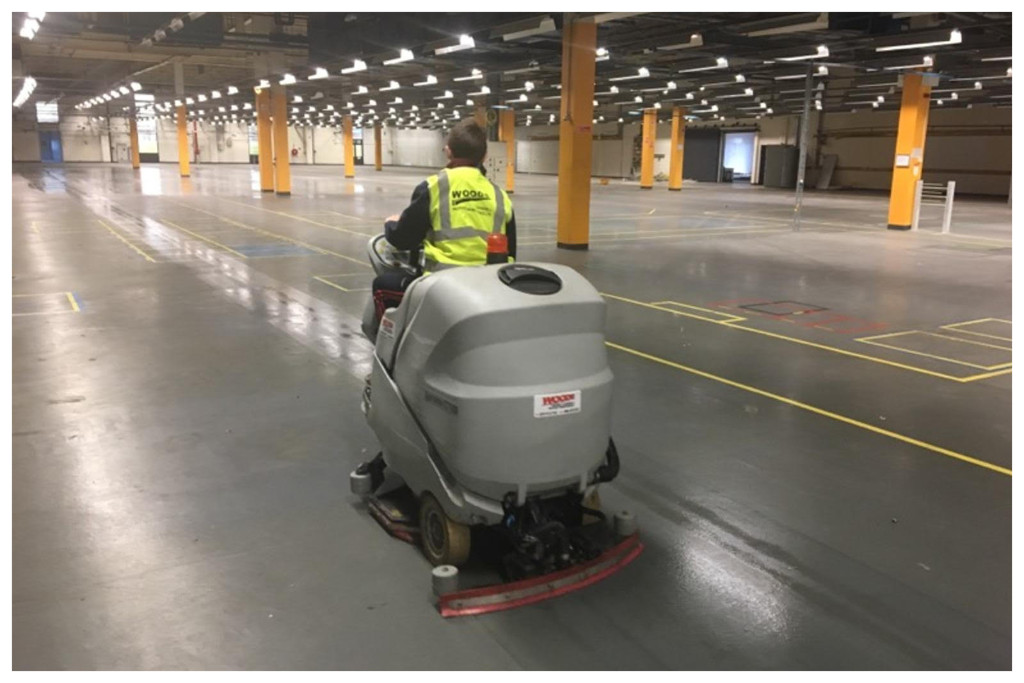 Floor maintenance and Cleaning