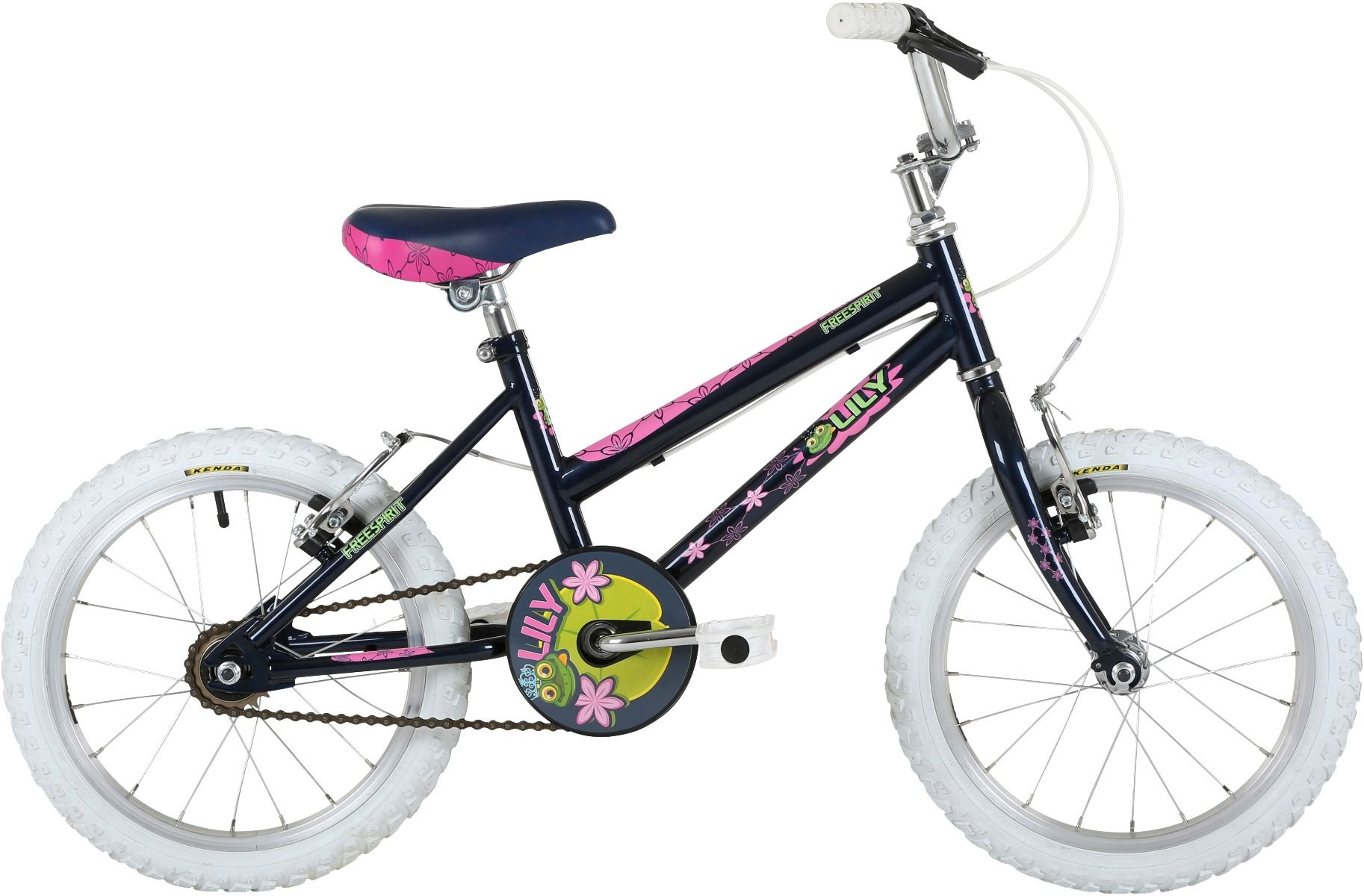 "Freespirit Lily 16"" Girls Pavement Bike"