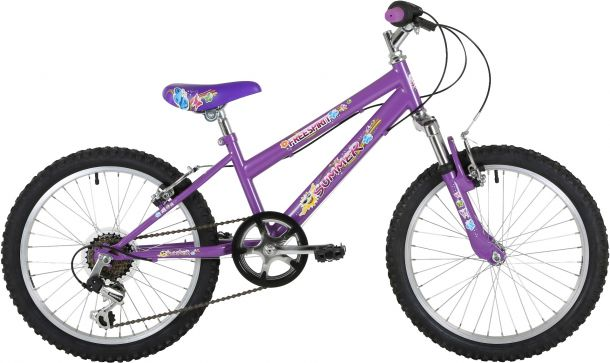 "Freespirit Summer 20"" Junior Girls Mountain Bike"