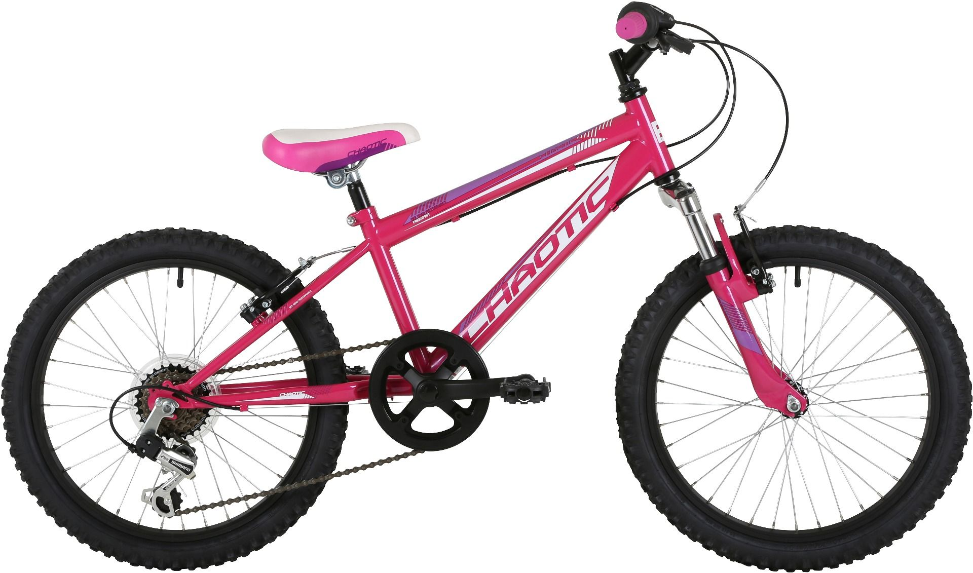 "Freespirit Chaotic 20"" Junior Girls Mountain Bike"