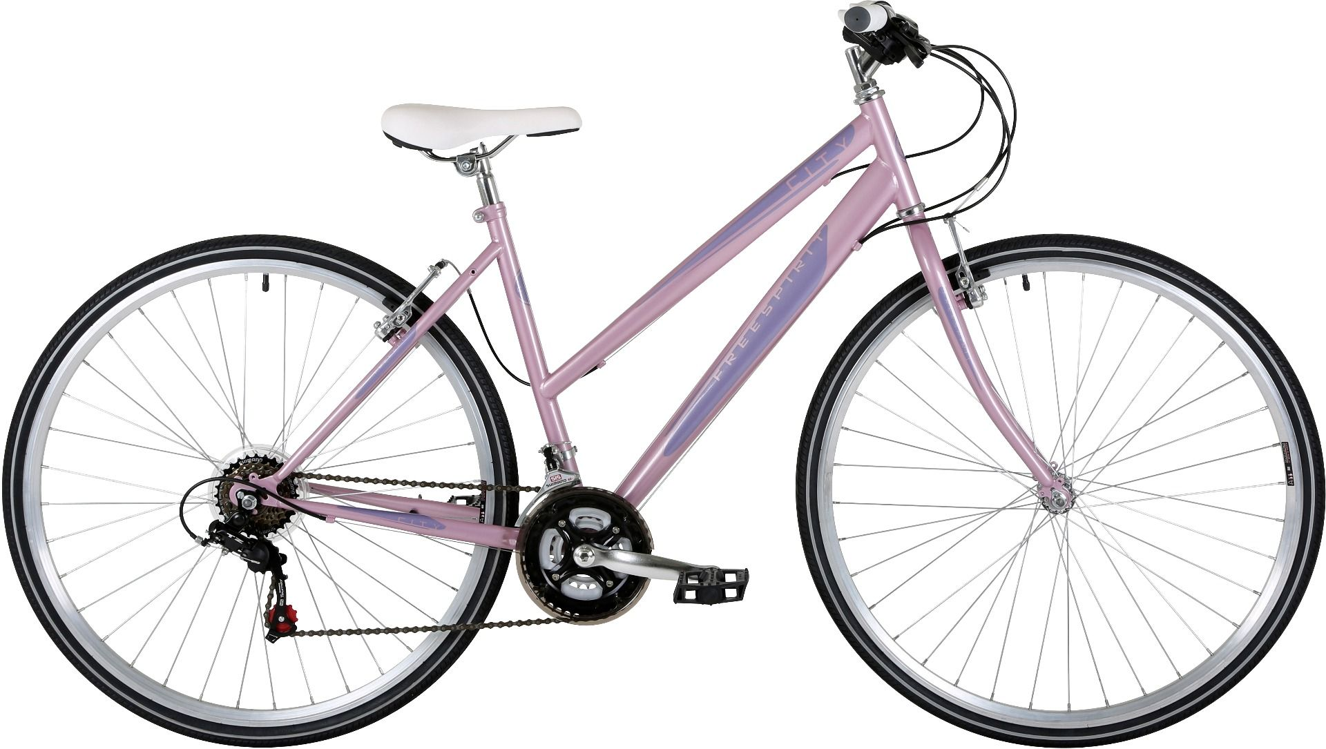 Freespirit City Ladies Commute Bike