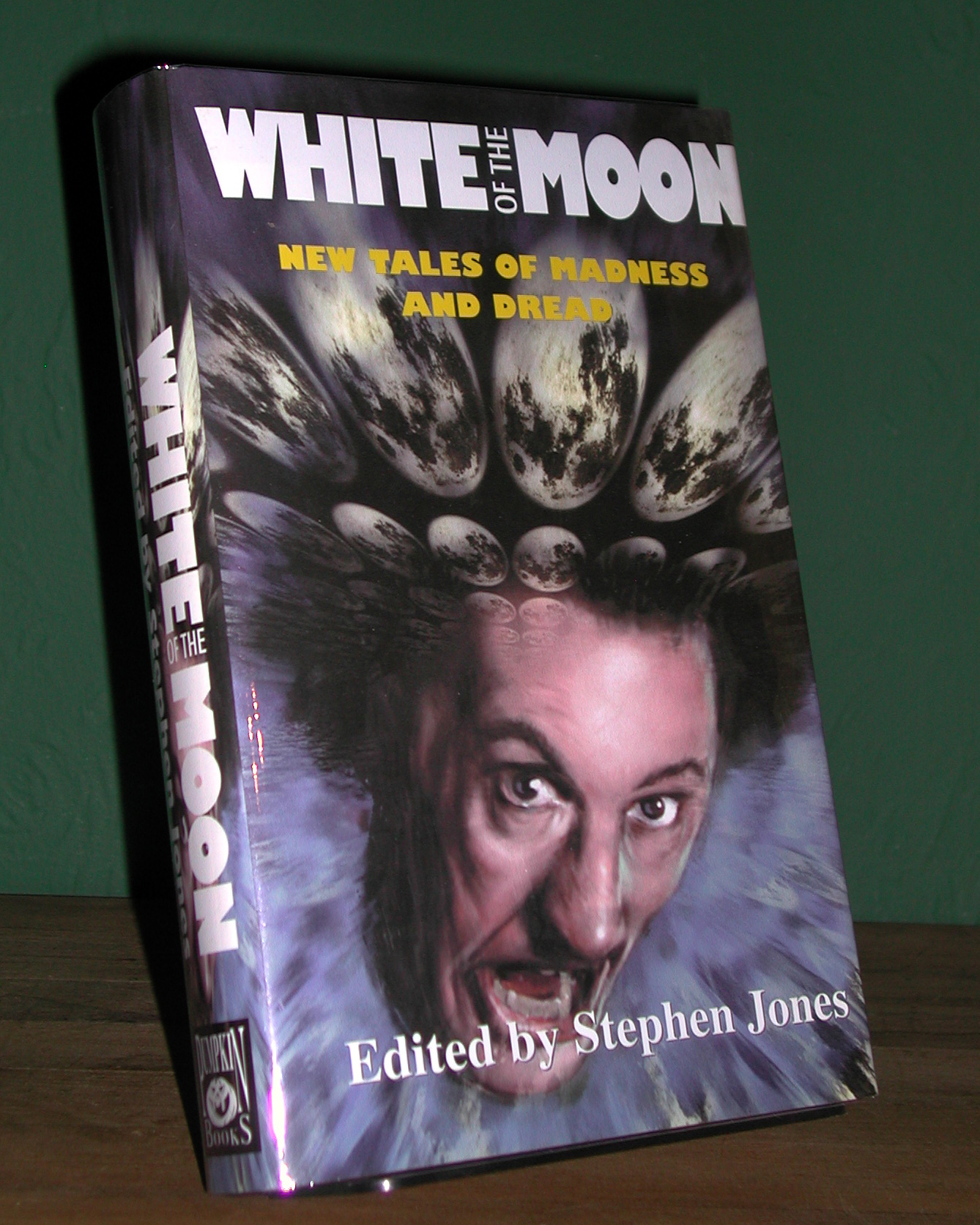 White Of The Moon UK 1st Edition