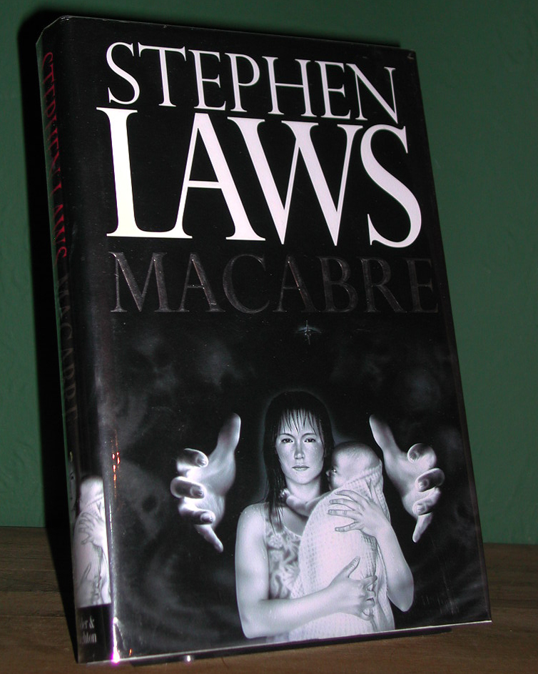 Macabre Signed UK 1st Edition