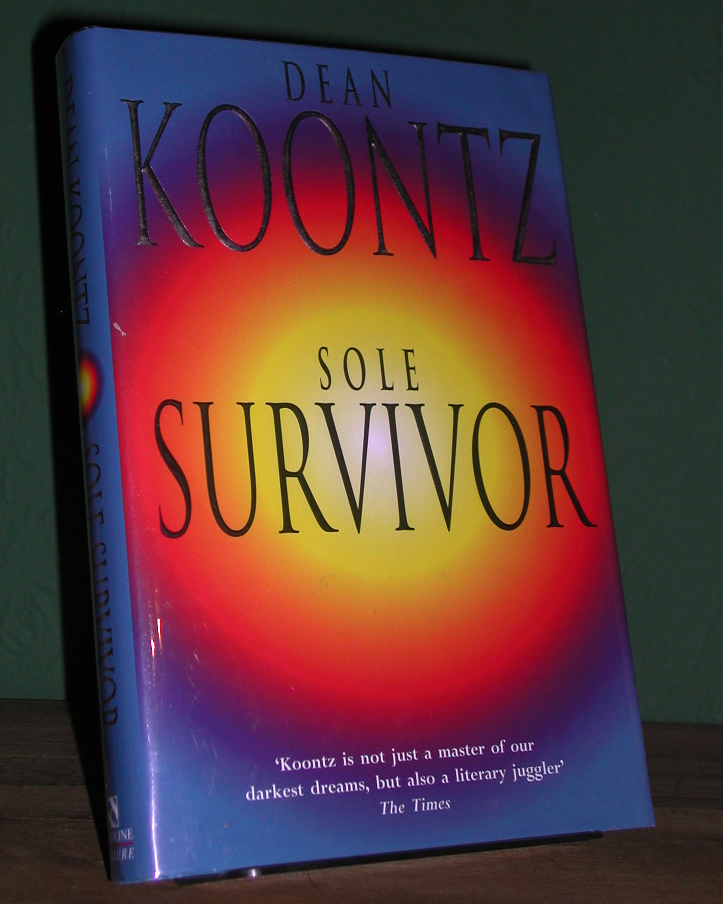 Sole Survivor UK 1st Edition