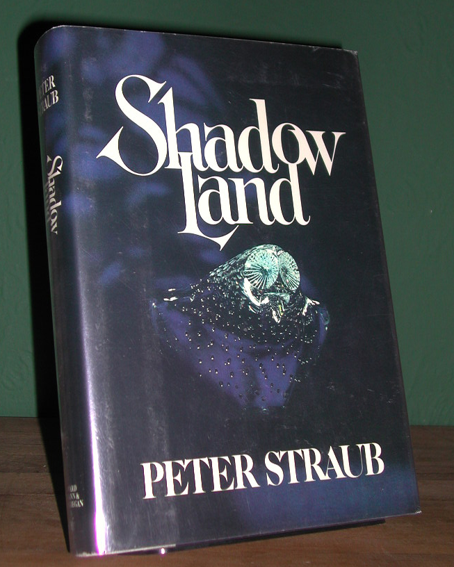 Shadow Land Signed US 1st Edition