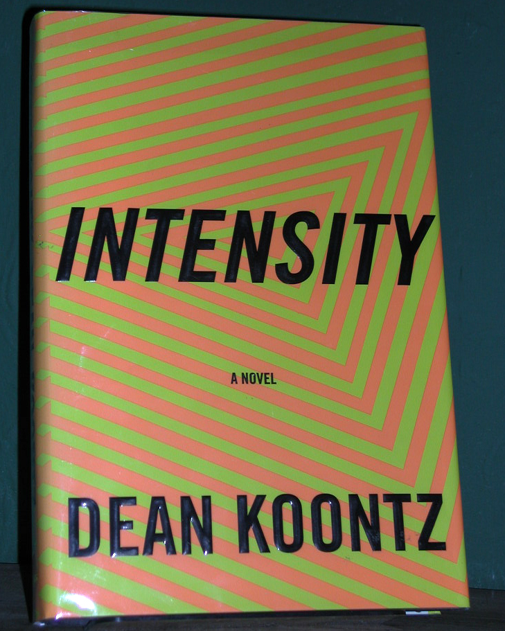 Intensity Signed US 1st Edition