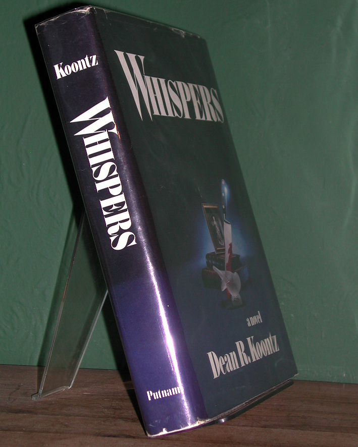 Whispers US 1st Edition