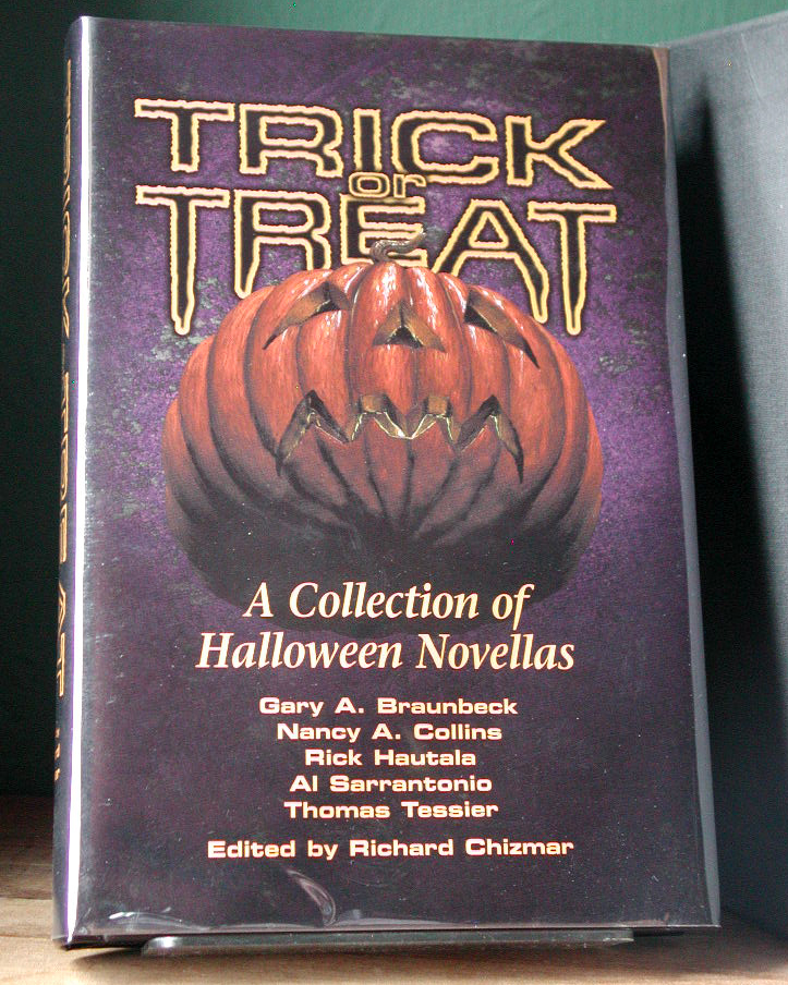 Trick Or Treat Signed Limited Edition