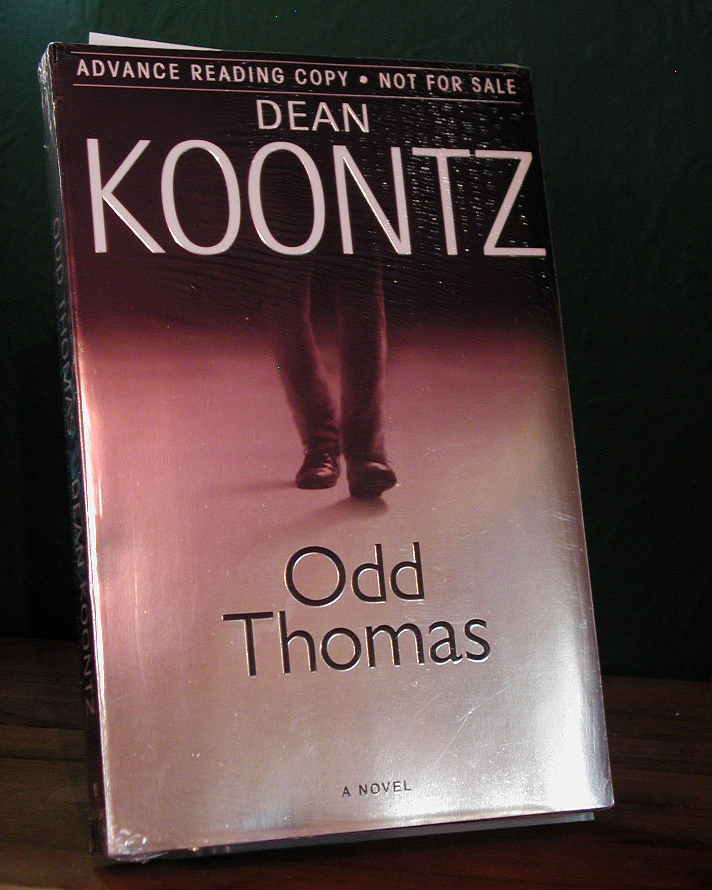Odd Thomas US Proof