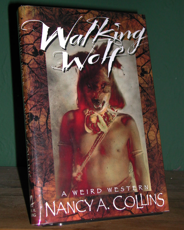 Walking Wolf Signed Limited Edition