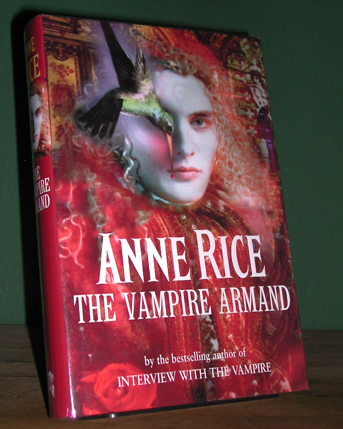 The Vampire Armand UK 1st Edition