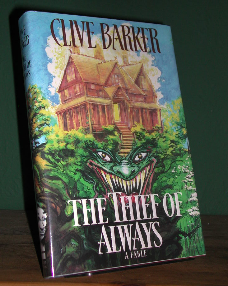The Thief Of Always US 1st Edition