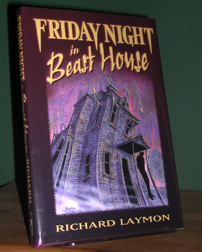 Friday Night In The Beast House US Limited Edition
