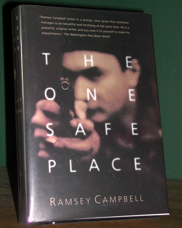 The One Safe Place Signed US 1st Edition