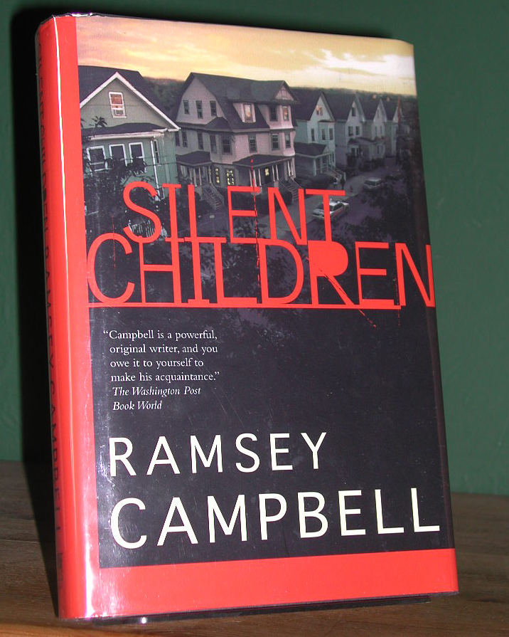 Silent Children Signed US 1st Edition