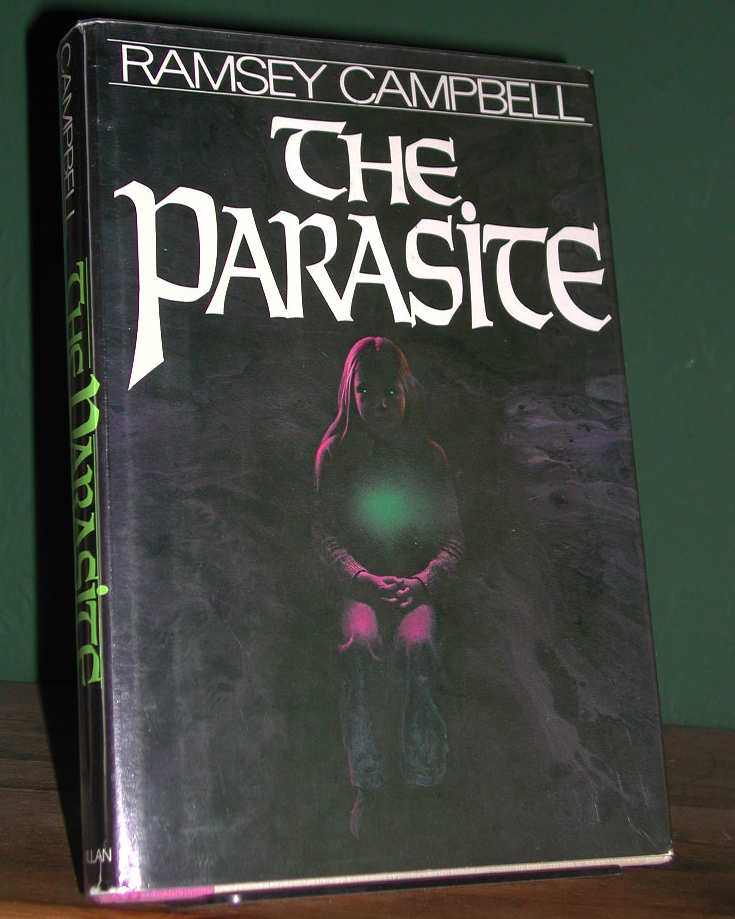 The Parasite US 1st Edition Signed