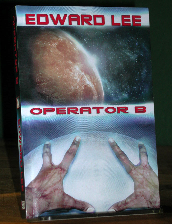 Operator B Signed US Paperback