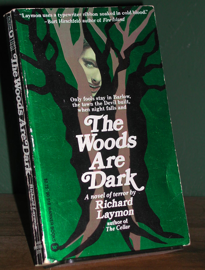 The Woods Are Dark Signed US Paperback