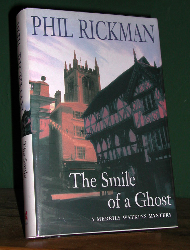 The Smile Of A Ghost Signed UK 1st (4th print)