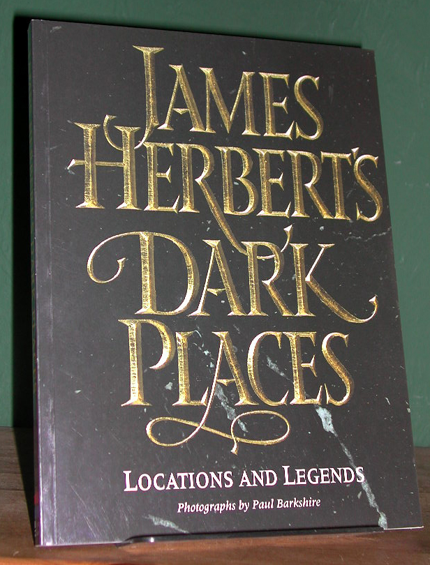 Dark Places Locations And Legends UK 1st PB