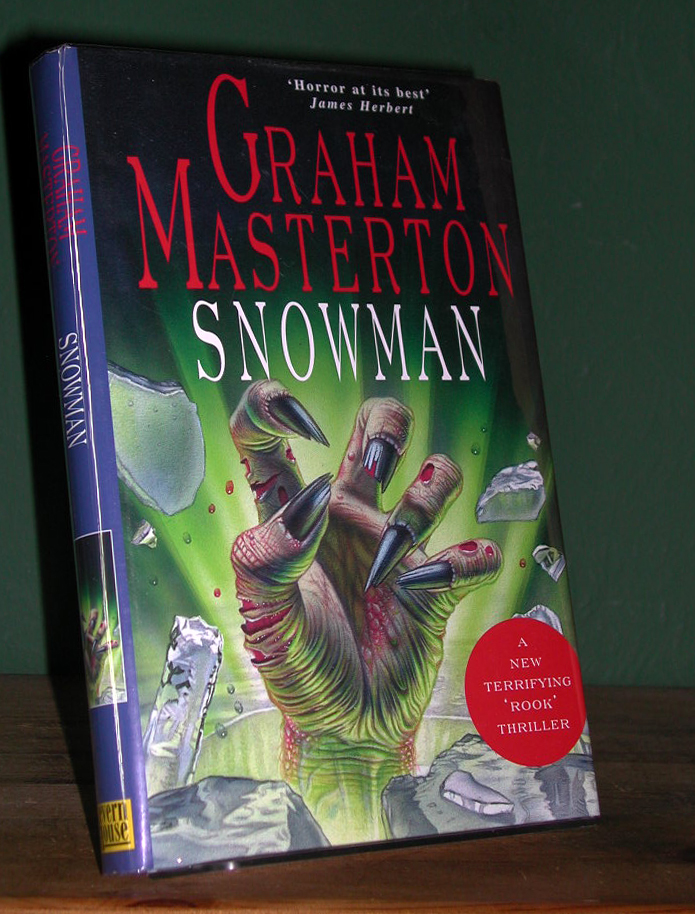Snowman UK 1st Edition