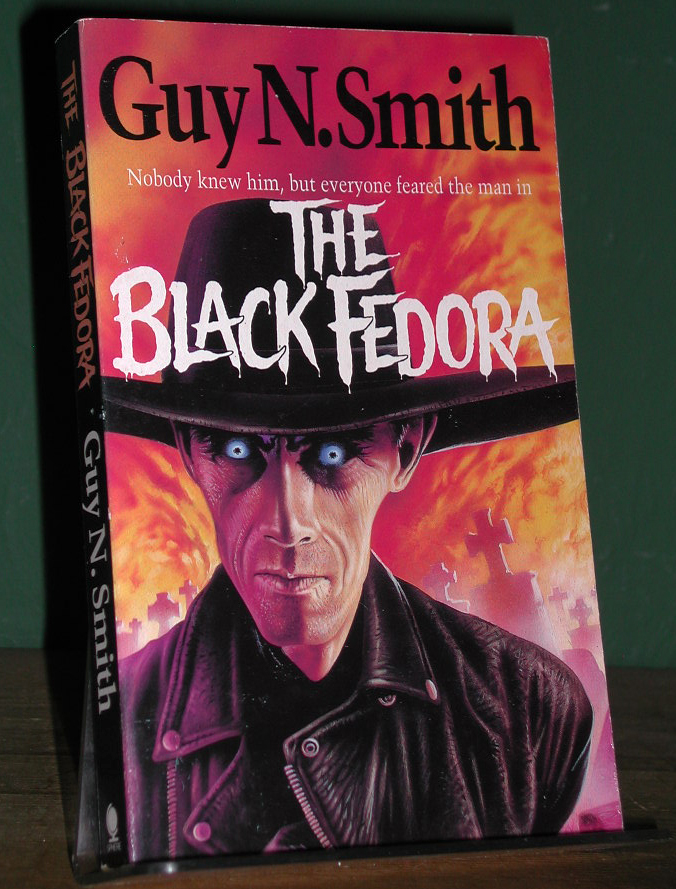 The Black Fedora Signed UK Paperback