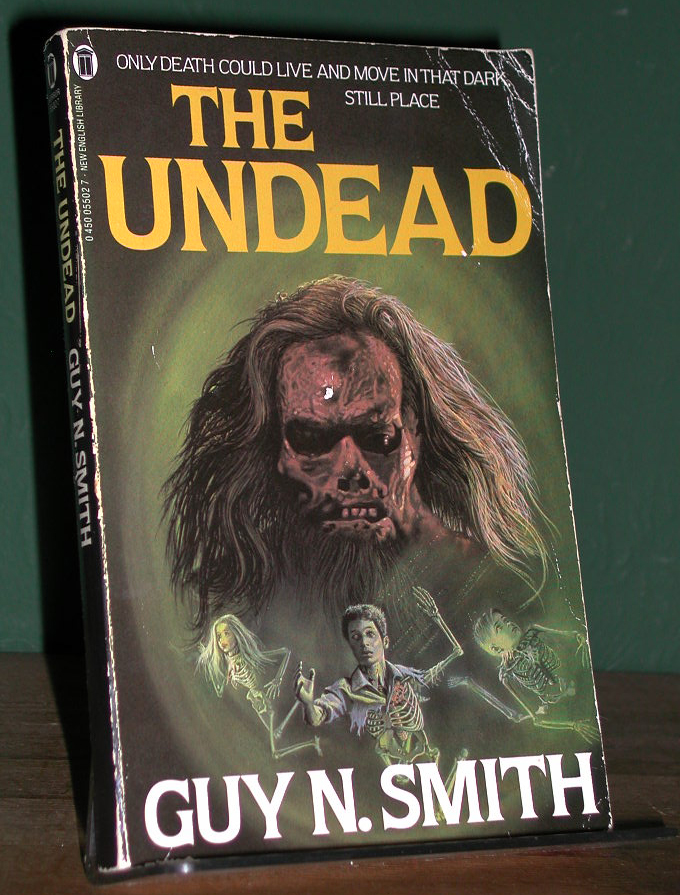The Undead Signed UK PB