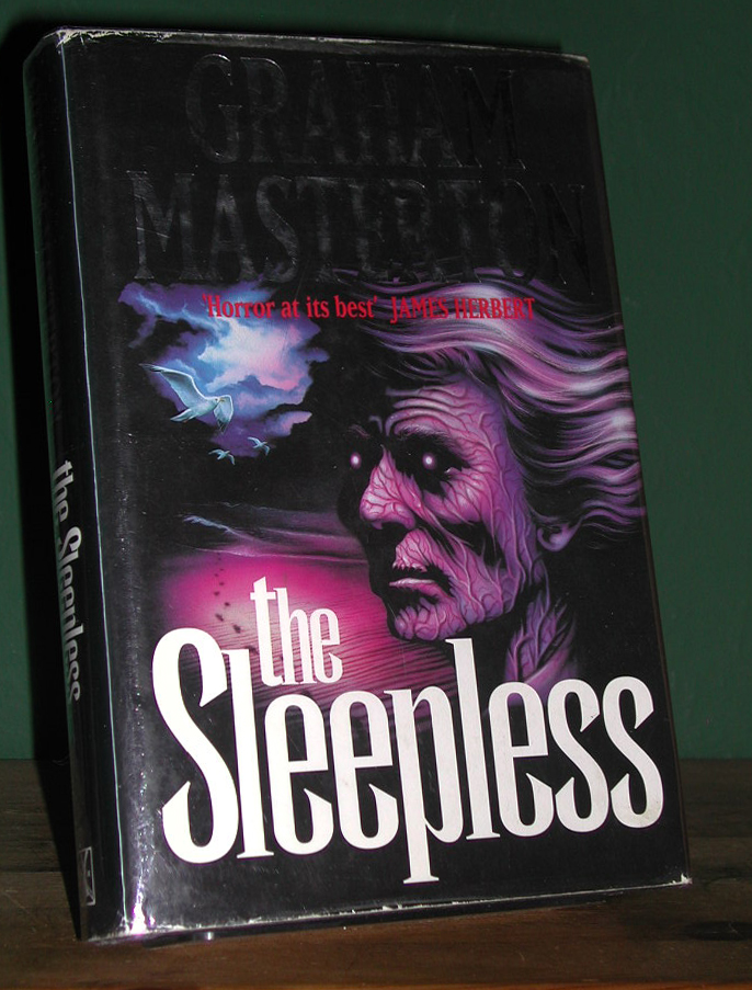 The Sleepless UK 1st Edition