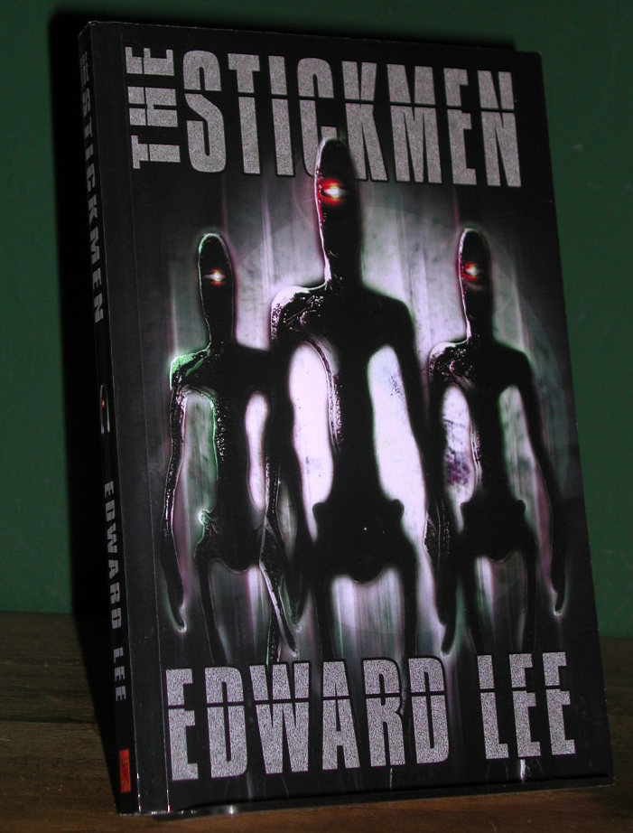 The Stickmen Signed US 1st PB