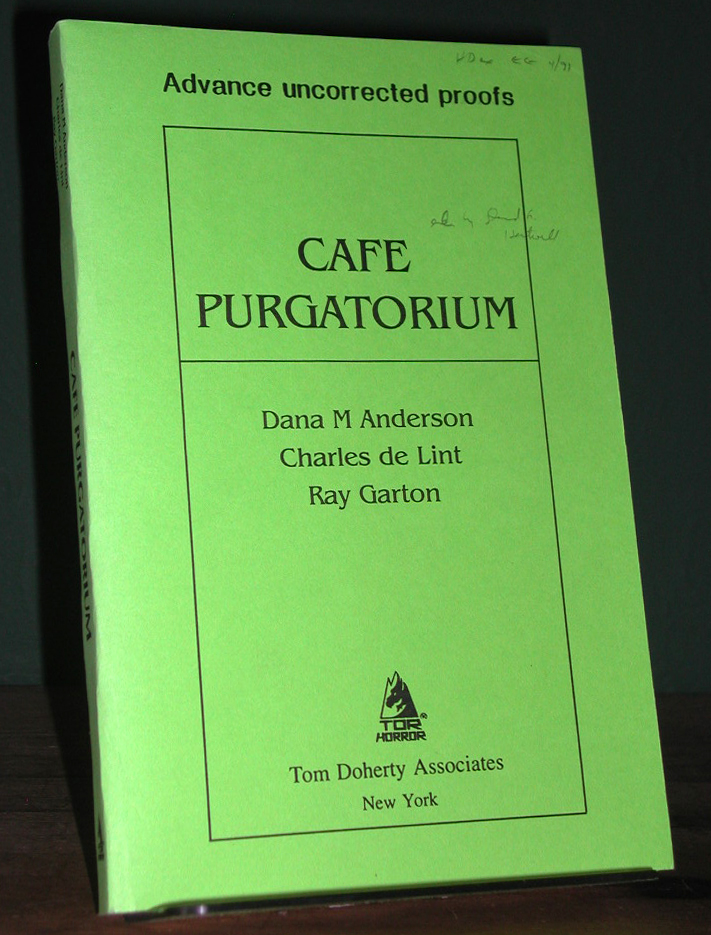 Cafe Purgatorium US Proof