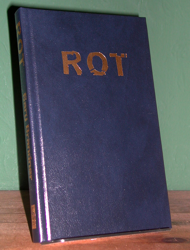 Rot Signed Lettered Edition