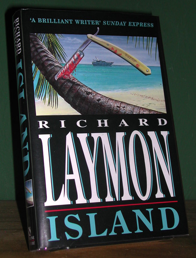 The Island UK 1st Edition